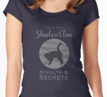 ShadowClan Pride Women's Fitted Scoop T-Shirt