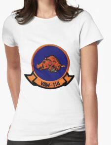 VAW-114 Hormel Hawgs Womens Fitted T-Shirt