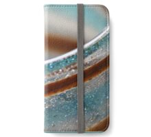 Abstract in glass  iPhone Wallet/Case/Skin