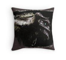 Quadratus- Shadow of the Colossus Throw Pillow