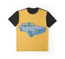 MUSCLE CAR Graphic T-Shirt
