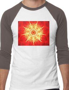 Ruby Pixies Men's Baseball ¾ T-Shirt