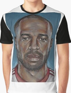 Thierry Henry Graphic T-Shirt