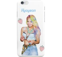 ♥ Hyoyeon ♥ iPhone Case/Skin
