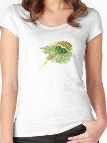 Three Coneheads Women's Fitted Scoop T-Shirt