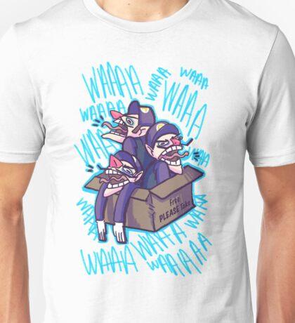 WAAAAAAAAA Unisex T-Shirt