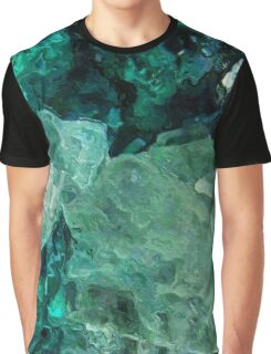Mountain Ice Graphic T-Shirt