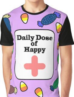 Dose of happy Graphic T-Shirt