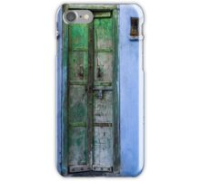 Rajasthan Door #5 iPhone Case/Skin