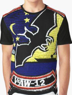 VAW-12 Bats Graphic T-Shirt