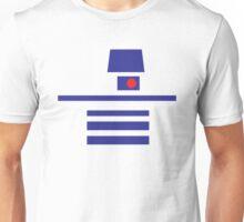 Minimal R2D2 Unisex T-Shirt