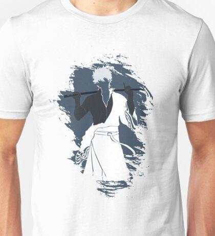 Samurai Gintoki Gintama Unisex T-Shirt