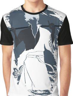 Samurai Gintoki Gintama Graphic T-Shirt