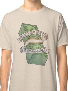 Best Revenge Is Your Paper Classic T-Shirt