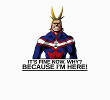 All Might anime manga shirt Classic T-Shirt