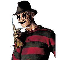 Trill Freddy Photographic Print