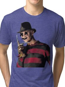 Trill Freddy Tri-blend T-Shirt