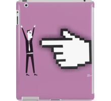 Cyber Thief iPad Case/Skin