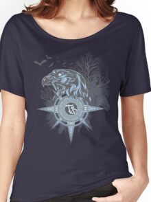 Design Elite Eagle Women's Relaxed Fit T-Shirt