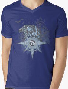 Design Elite Eagle Mens V-Neck T-Shirt