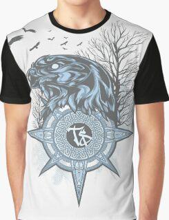 Design Elite Eagle Graphic T-Shirt