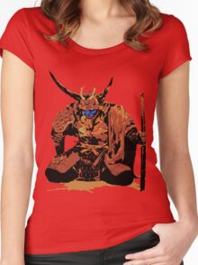 Old Samurai Women's Fitted Scoop T-Shirt
