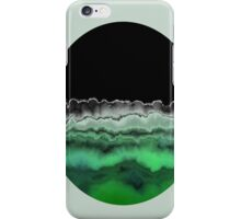 Emerald Decay iPhone Case/Skin