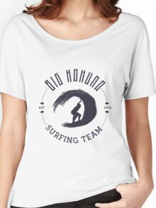 Big Kahuna Surfing Team Women's Relaxed Fit T-Shirt
