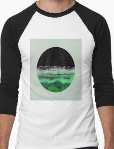 Emerald Decay Men's Baseball ¾ T-Shirt