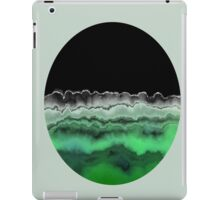 Emerald Decay iPad Case/Skin