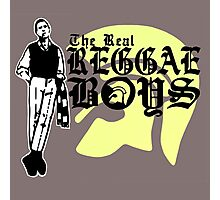 The Real Reggae Boys Photographic Print