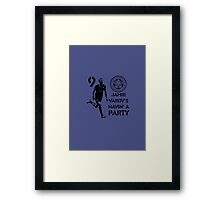Jamie Vardy LCFC CHAMPIONS LEICESTER CITY 1 Framed Print