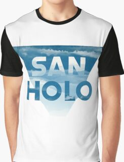 Good vibes with San Holo! Graphic T-Shirt
