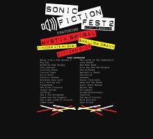 Sonic Fiction Fest 2: Eclectic Boogaloo Unisex T-Shirt