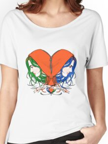 Clementine's Heart Women's Relaxed Fit T-Shirt
