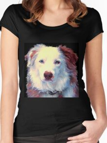 Oliver Twist'N'Shout! Women's Fitted Scoop T-Shirt