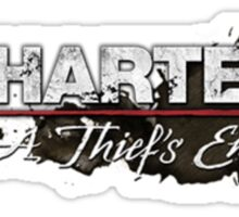 **Uncharted 4 A thief's end** Sticker