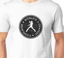 World's Okayest Cosplayer Unisex T-Shirt
