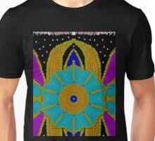 Gothic Night In Rainbow dark sky Unisex T-Shirt
