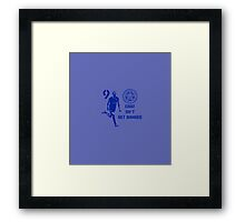 Jamie Vardy LCFC CHAMPIONS LEICESTER CITY 2 Framed Print