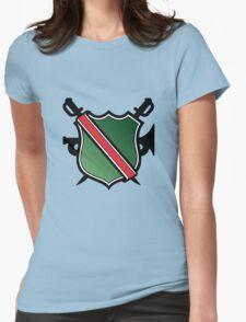 Santa Clara Vanguard Womens Fitted T-Shirt