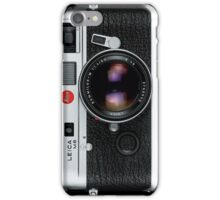 Leica M6 iPhone Case/Skin