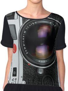 Leica M6 Chiffon Top