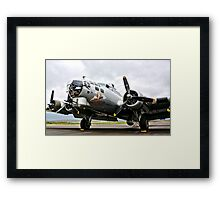 B-17 Bomber Airplane  Framed Print