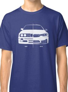 Old / New - E30/F82 Classic T-Shirt