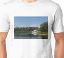 Cruising Among the Toronto Islands  Unisex T-Shirt