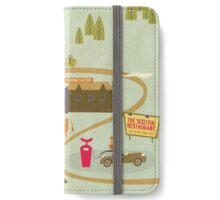 Black Pudding iPhone Wallet/Case/Skin
