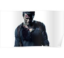 **Uncharted 4 Drake** Poster