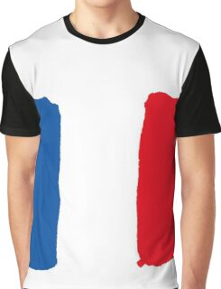 France flag Graphic T-Shirt