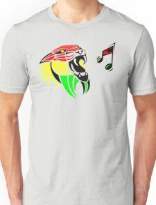 Grunge Reggae Music Lion T-Shirt